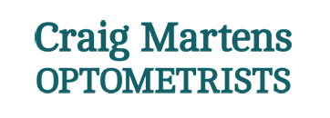 Craig Martens Optometrists Logo